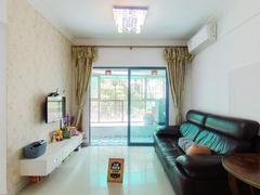 红树家邻 2室1厅0厨0卫59.6m²精致装修