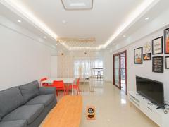 前海铂寓 一线海景大一房一厅 带家私电器 车位充足租房效果图