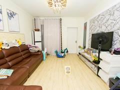 鼎元府邸 2室2厅1厨1卫 85.71m² 精致装修二手房效果图