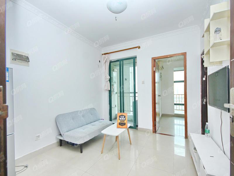 城市东座公寓 实用一房一厅,近莲塘口岸,看房方便