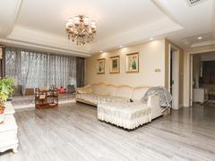 金色黎明 3室2厅1厨2卫 132.0m² 精致装修二手房效果图