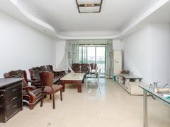 华景新城 3室2厅1厨1卫 105.0m² 精致装修二手房效果图