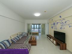 前海铂寓 2室1厅1厨1卫 77.77m² 整租租房效果图