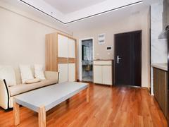 万达广场 1室1厅1厨1卫 45.0m² 整租租房效果图