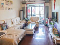 丹青花园 3室2厅1厨1卫 117.89m² 精致装修二手房效果图
