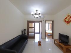翡翠山国际公寓 2室1厅1厨1卫 59.0m² 整租租房效果图