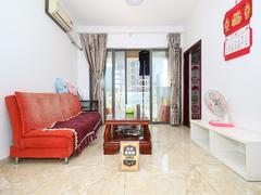 山海津 2室2厅1厨1卫 71.19m² 满五二手房效果图