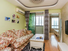 第五元素 1室2厅1厨1卫 59.07m² 精致装修二手房效果图