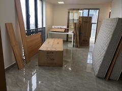前海凯御 豪华装修2房 干净整洁拎包入住出租房效果图
