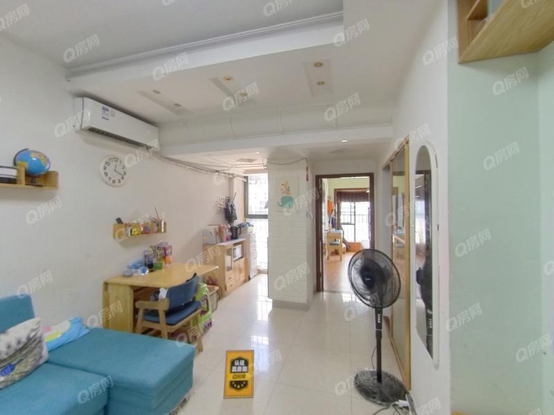 倚山时代 2室1厅1厨1卫 33.37m² 精致装修