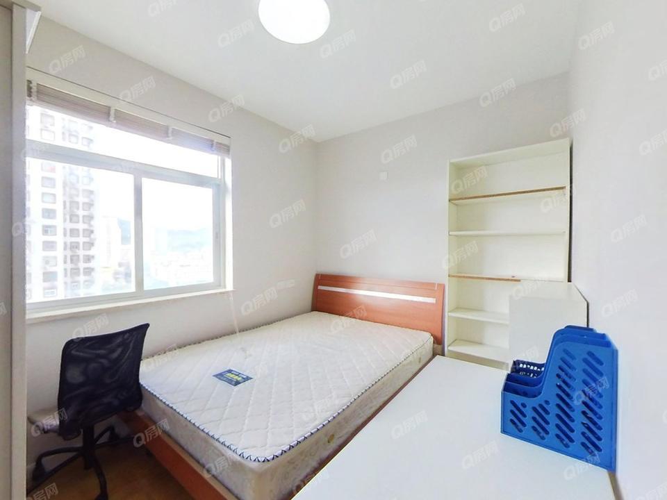 富莲大厦 精装95.8平方大3房2厅,近地铁随时看房