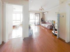 旭辉花园 政务区 50中 正规小两房 楼层好 位置佳二手房效果图