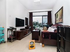 京基100 62平两房一厅,精装修