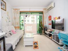 中兆花园 正规精品三房,低总价,实用率超高二手房效果图