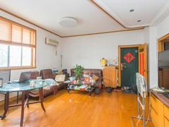 东港二村 3室1厅1厨1卫 93.96m² 普通装修二手房效果图