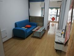 <b class=redBold>奥园峯荟</b> 出租中间楼层一房,带独立厨房通燃气和阳台。