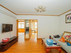 滨河小区(李沧) 2室1厅1厨1卫 94.57m² 精致装修二手房效果图