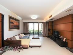 凯旋新世界 小区环境好 温馨精装宜居 光线通透 安静舒适租房效果图