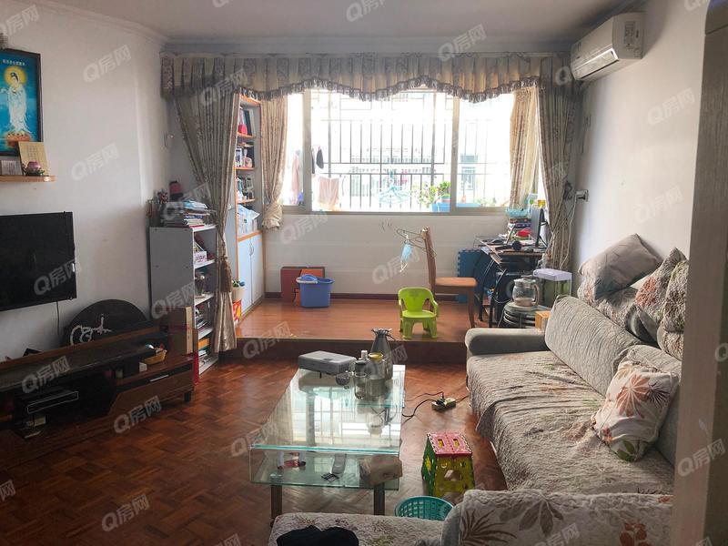 西湖花园 2室1厅1厨1卫 88.99m² 精致装修