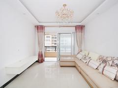 奥园益丞国际广场 3室2厅1厨1卫 98.0m² 精致装修二手房效果图