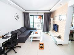 鸿翔花园 2室2厅1厨1卫 78.08m² 普通装修二手房效果图