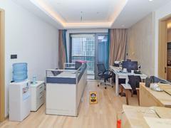卓越前海壹号 总裁公寓出租 视野好高楼层 居住舒适看房随时方便出租房效果图