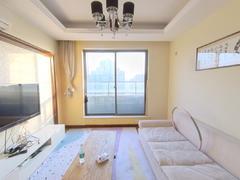 世茂广场 1室1厅1厨1卫 67.0m² 精致装修二手房效果图