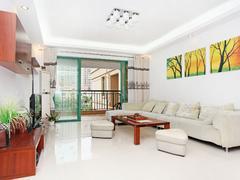 凤山水岸花园 3室2厅1厨2卫 142.0m² 整租
