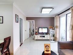 高科利花园 福田CBD精装两房出售 户型方正可改三房