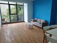 六合天寓 2室2厅1厨1卫 89.0m² 整租租房效果图