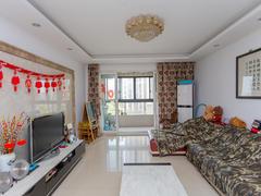 雅戈尔太阳城泊朗峰 3室2厅1厨1卫 112.0m² 精致装修二手房效果图