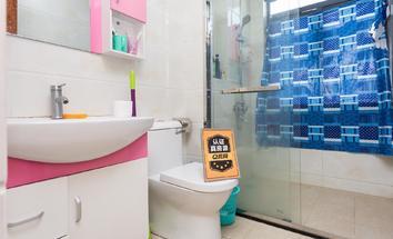 深圳圣莫丽斯卫生间照片_精装大三房 业主降价百万急售 性价比很高