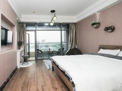 威尼国际公寓 1室0厅1厨1卫 46.0m² 整租