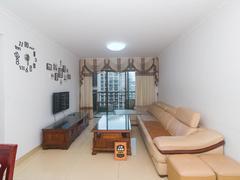 中海塞纳时光 大运新城精装3房看花园安静 住家温馨恬静无忧虑之选二手房效果图