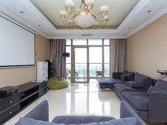 中茵皇冠国际 2室2厅1厨2卫 147.0m² 精致装修二手房效果图