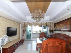 锦绣半岛 3室2厅1厨1卫 129.0m² 精致装修二手房效果图
