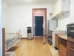 福源花园三期 南向精装一房,家私电器齐全,采光通透,拎包入住出租房效果图