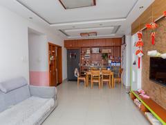 亿城新天地榭雨苑 3室2厅1厨1卫88.69m²精致装修二手房效果图