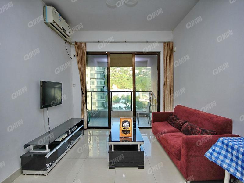东海岸四期 1室1厅1厨1卫60.54m²精致装修