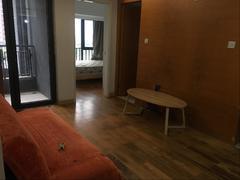 中海康城国际 1室1厅1厨1卫 43.15m² 整租租房效果图