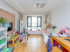 首开悦澜湾 3室2厅1厨1卫 89.0m² 精致装修二手房效果图