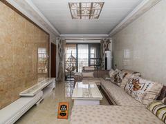 花样年江山阁 3室2厅1厨1卫 91.8m² 整租租房效果图