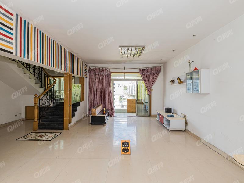 嘉逸花园 标准复试6房,业主诚心出售置换,随时可以安排看房!