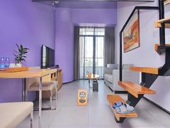怡泰大厦 精装一房,大阳台,看房随时方便二手房效果图