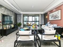 世茂江滨花园峻景湾 4室2厅1厨3卫 259.0m² 精致装修二手房效果图