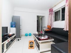 新银座华庭 2室1厅1厨1卫 47.55m² 整租租房效果图