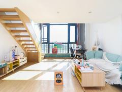 奥园峯荟 2室1厅1厨1卫 53.3m² 整租租房效果图