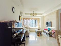 鸿威海怡湾 诚心出售随时看房子保养好设计使用合理小区好
