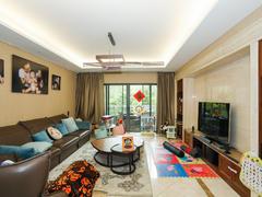 星河丹堤 245平米大复试出售 位置安静 豪华装修 随时看房二手房效果图