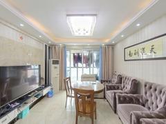 万业湖墅金典 3室2厅1厨1卫 107.0m² 精致装修二手房效果图